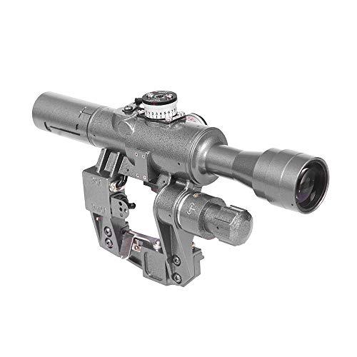 Sniper SVD Dragunov Scope SVD 4x24 POSP Red Illuminated Reticle