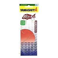 ヤマシタ(YAMASHITA) タイラバ 鯛歌舞楽 波動カーリー ネクタイ ケイムラ #04 ルアー