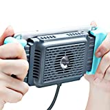 GLOTRENDS Phone Cooler Semiconductor Technology Suitable for Phone Gaming Live Broadcast etc
