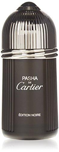 Cartier Pasha De Cartier Edition Noire Eau de Toilette, Uomo, 50 ml