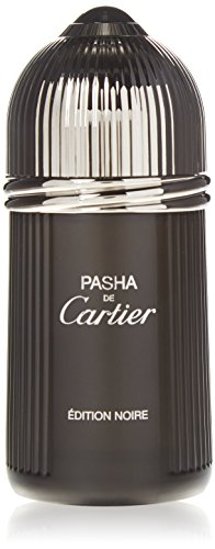 Cartier Pasha De Cartier Edition Noire EDT Vapo, 1er Pack (1 X 50 ml)