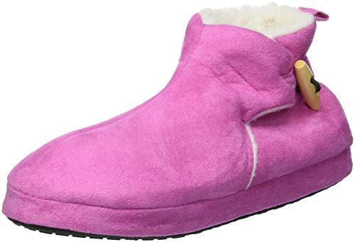 de fonseca Trento W407, Pantofole a Collo Alto Donna, Fucsia, 38 EU