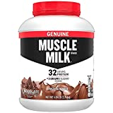 Product thumbnail for Muscle Milk Genuine Protein Powder