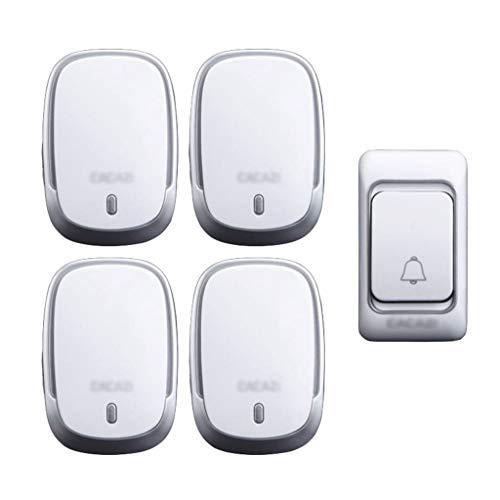 GOAIJFEN telefoonknop voor senioren Smart-Caregive Personal Pager System Emergency Care alarm oproepknop startpagina caring alarmsysteem