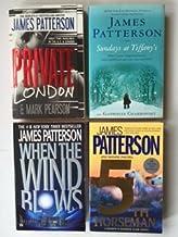 James Patterson Set: Private London; Sundays At Tiffanys; 5th Horseman; When Wind