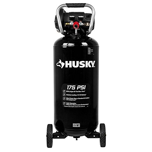 Lowest Prices! Husky 20 Gal. 175 PSI Portable Air Compressor