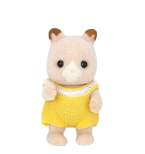 -05 Baby system of Sylvanian Families doll hamster (japan import)