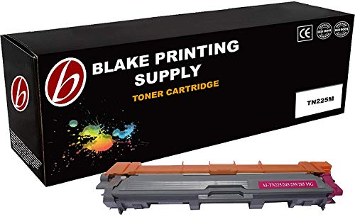 Blake Printing Supply Toner Cartridge Compatible with Brother HL-3140CW, HL-3170CDW Color Laser Toner Cartridge Ink Magenta High Capacity