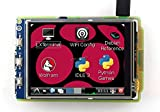 3.2 inch Resistive Touch Screen TFT XPT2046 LCD compatible with Raspberry Pi (Pi 1 2 3) Model B B+ A+ Raspbian Video Photo System @XYGStudy