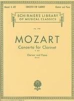 Clarinet Concerto K.622