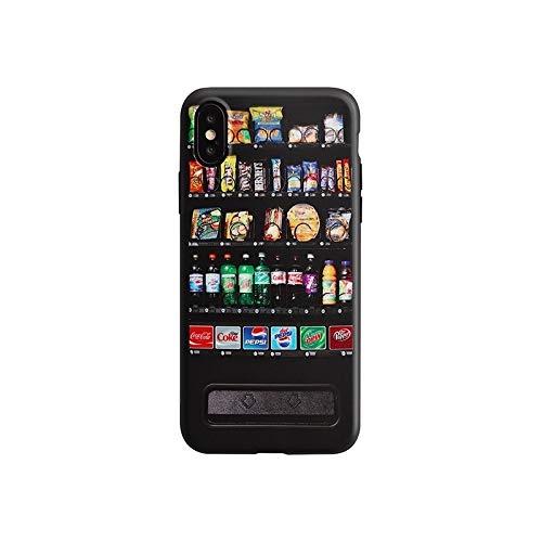 Exquisita apariencia Compatible con 11 Caso de Iphone, personalizado máquina expendedora de silicona Iphone 11 casos de la cubierta for Iphone 11/11 Pro / Pro 11 Max y muchos otros modelos Sentirse có
