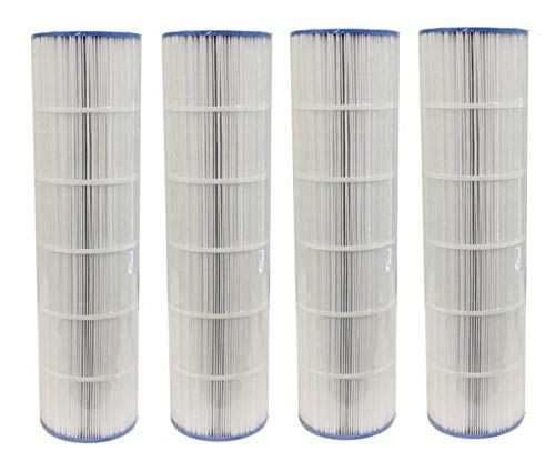Unicel C-7459 Swimming Pool and Spa 85 Sq. Ft. Replacement Filter Cartridge for Jandy CL340 (4 Pack)