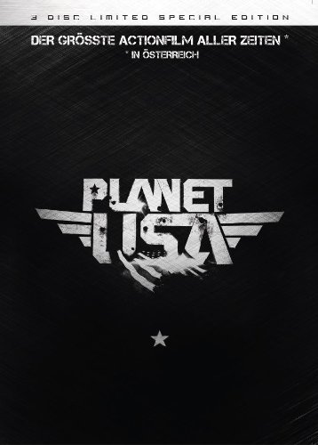 Planet USA! - Special Edition [ DVD + Blu-Ray + Bonus DVD ]