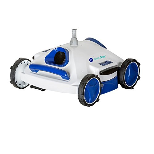 Gre RKC100J Kayak Clever - Robot pulitore elettrico per...