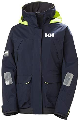 Helly Hansen Damen Pier Jacke, Navy, XL