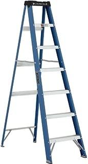7' Fiberglass Ladder, Non-conductive w/ 3
