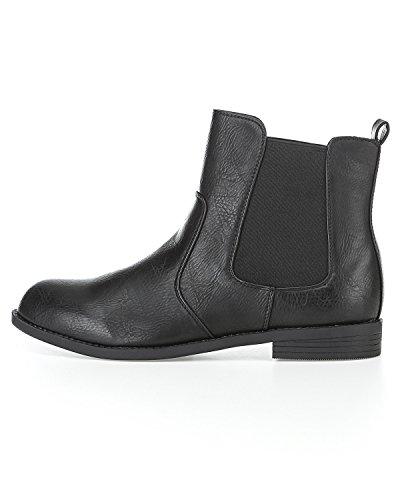 Duffy - Botas para Mujer, Color Negro, Talla 40 EU