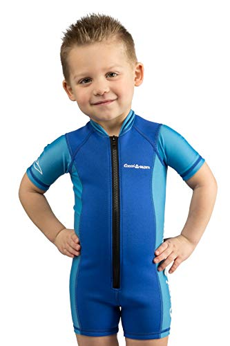 Cressi Kids Swimsuit, 1.5mm Neoprene Suit Boys and Girls