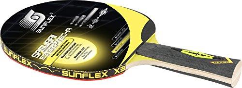 Sunflex Tischtennisschläger Samurai A E3 Griptec, 10323