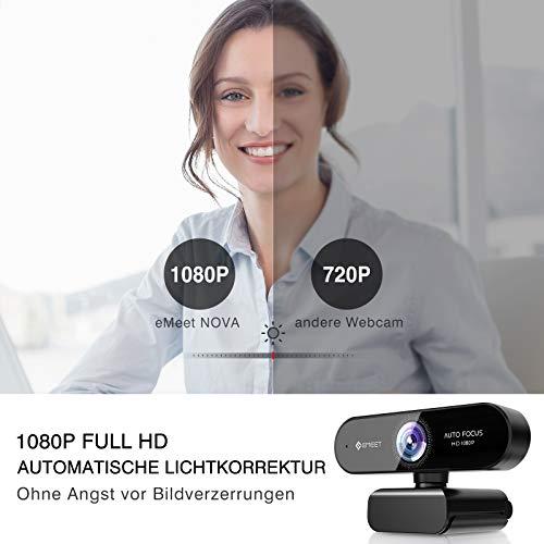 eMeetNOVA 1080pWebcam