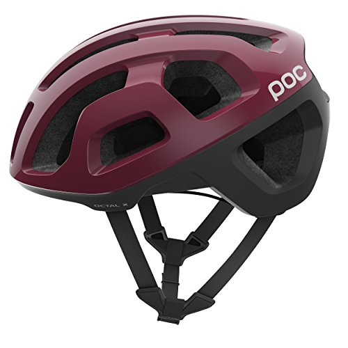 POC Octal X Casco, Unisex Adulto, Rosso (Thaum Red), S