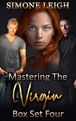 Mastering the Virgin, Box Set 4: A BDSM Ménage Erotic Thriller (Mastering the Virgin Box Set) (English Edition)