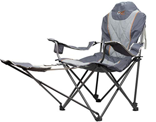Portal Outdoors Unisex's Folding Portable Camping Armchair-Strong, Comfortable...
