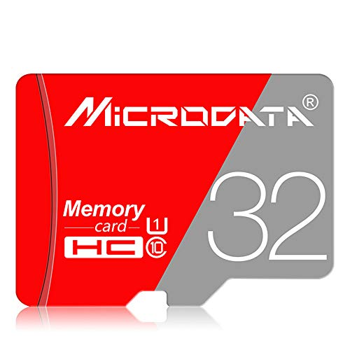 YUHUANG Geheugenkaart, Flash Card 16Gb-256Gb Klasse 10 TF (Micro-SD) Kaart Snelle Geheugenkaart voor MP3 Card Speakers SLR, Etc, 32 GB