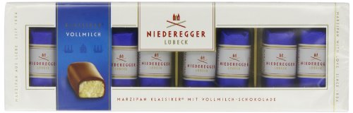 Niederegger Marzipan Klassiker Vollmilch, 2er Pack (2 x 100 g)