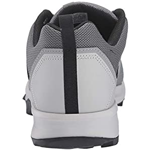 adidas outdoor Men's Terrex Tracerocker Trail Running Shoe, Grey Four/Black/Grey Three, 7 D US