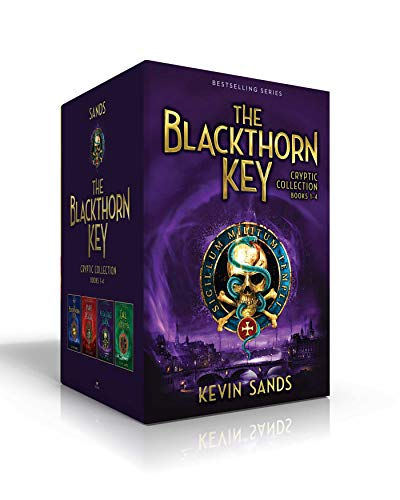 The Blackthorn Key Cryptic Collection: The Blackthorn Key / Mark of the Plague / the Assassin's Curse / Call of the Wraith