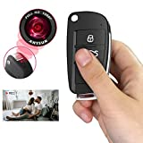 Anysun HD Camera 1080P Dvr Multifunctional Car Key Chain Mini Cam Dvr IR Night Vision Motion Detection Perfect Indoor Covert Security Camera for Home and Office S820