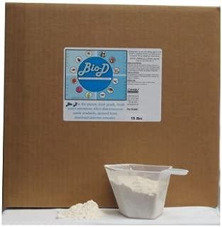 Ginesis Bio-D (15-Pound Box) Food Grade Diatomaceous Earth