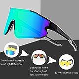 Zoom IMG-1 duduking occhiali da ciclismo polarizzati