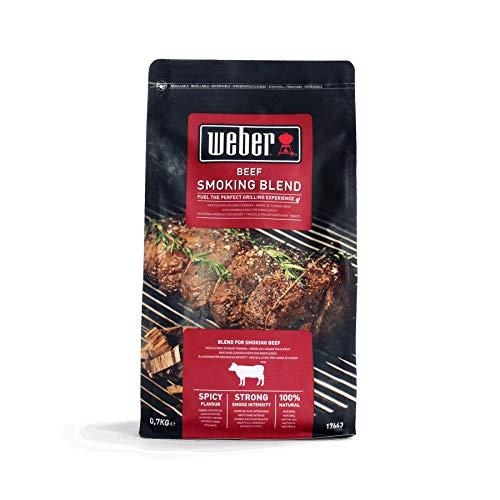 Weber 17663 Räucherchips für Rindfleisch, 700g