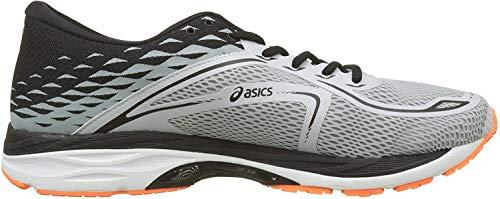 Asics Gel-Cumulus 19, Zapatillas de Running para Hombre, Gris (Glacier Grey/White/Victoria Blue 9601), 40.5 EU