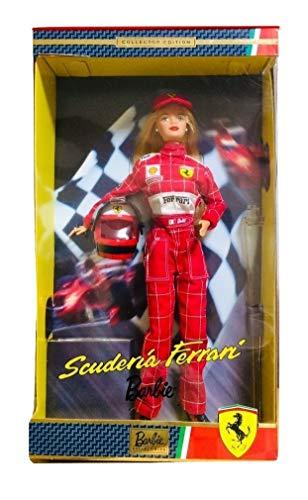 Scuderia Ferrari Barbie Doll Collector Edition