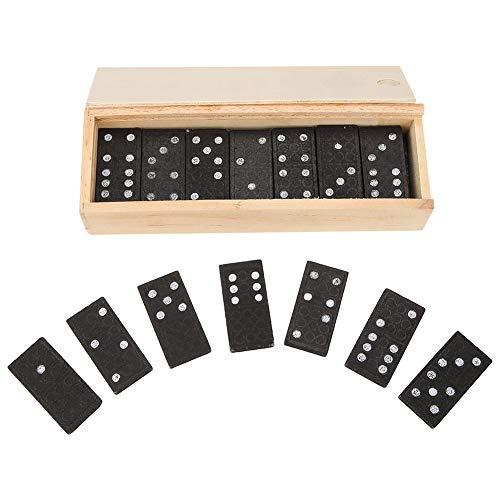 【𝐅𝐫𝐮𝐡𝐥𝐢𝐧𝐠 𝐕𝐞𝐫𝐤𝐚𝐮𝐟】 Holz Pferderennen Strategie Brettspiel, 28 Teile/Satz Karten Educationabl Kinder Spielzeug Set Interessantes Lernen Brettspiel Kinder Geschenk