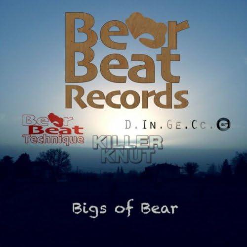Bear Beat Technique, Killer Knut & D.in.ge.cc.o