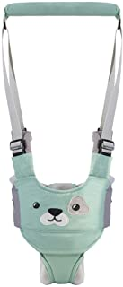 Baby Walker, Adjustable Baby Walking Harness Safety Harnesses, Pulling and Lifting Dual Use 7-24 Month Breathable Stand Up...