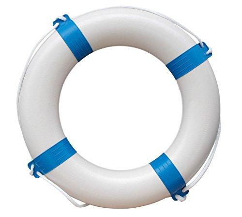Prowake Rettungsring mit Sicherheitsleine Farbe: Blau