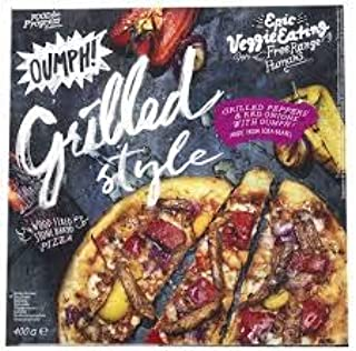 Oumph Pizza a la parrilla estilo leña 400g Proteina de Soja ...