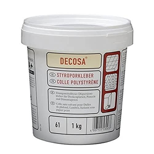 SAD 9100 Colle polystyrène Decosa 1 kg