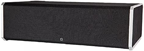 "Definitive Technology CS-9080 Center Channel Speaker | Built-in 8"" 300-Watt Powered Subwoofer and 10"" Bass Radiator for Home Theater 