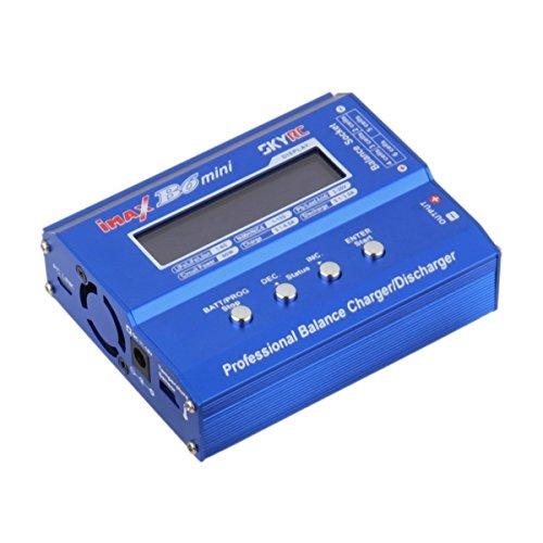 ARINO SKYRC iMAX B6 Mini Profi Balance Charger Discharger Ladegerät Lipo NiMH NiCd Akku Batterie Charger Disch für RC-Akku Lade (DC 11-18V) (b6 mini)