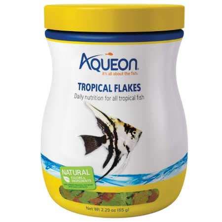 Aqueon Tropical Flakes (2.29 oz)