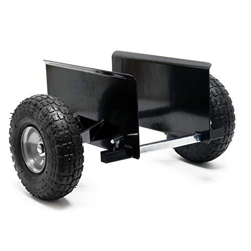 Plattenroller bis 275kg zum Transport von Holzplatten, Türen, Fenster uvm. mit pneumatischen Reifen