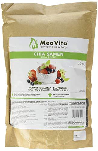 MeaVita Semi Meavita Chia, 1 Confezione (1 X 1000G) - 1000 g