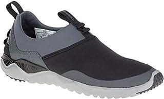ميريل حذاء سهلة الارتداء احمر - رجال