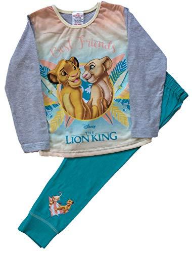Niñas Lion King Amigos Pijamas 4-5 años